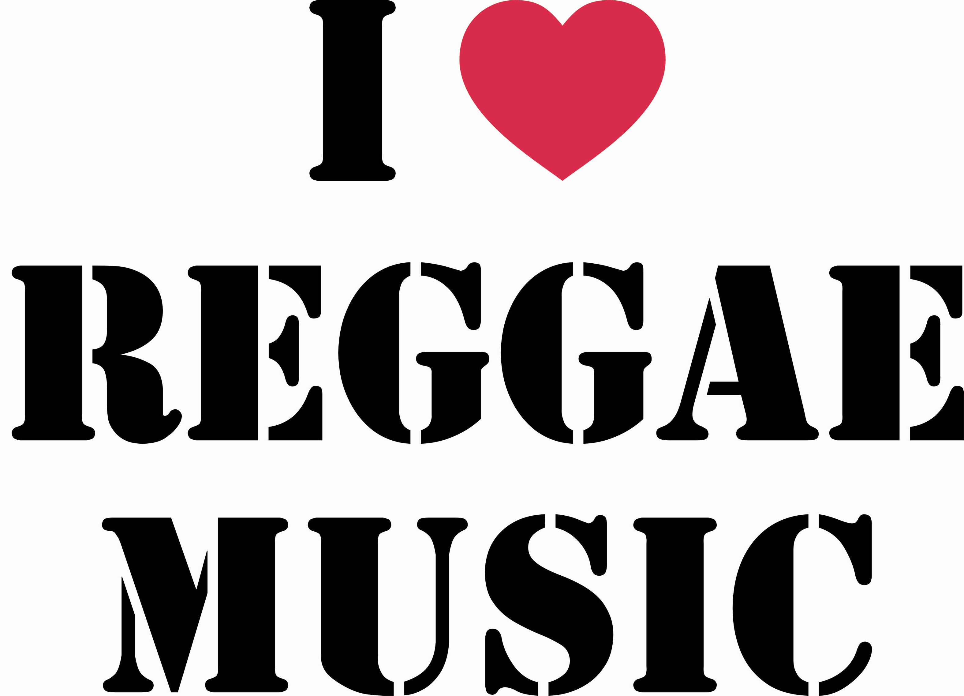I Love Reggae Music Www Pixshark Com Images Galleries