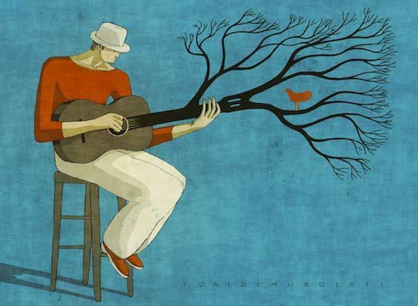 Artwork by Toni Demuro Illustrations