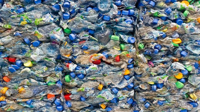 With Swedes recycling almost half (47 percent) of their waste and using 52 percent to generate heat, less than 1 percent of garbage now ends up in the dump PHOTO: Shutterstock
